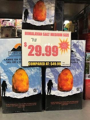 Himalayan Salt Lamp - 711