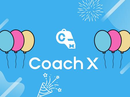 CoachX LPがリニューアル