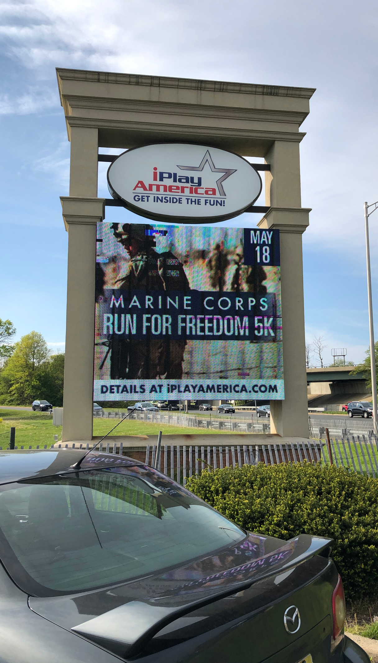 iPlay Billboard 2019 Run for Freedom