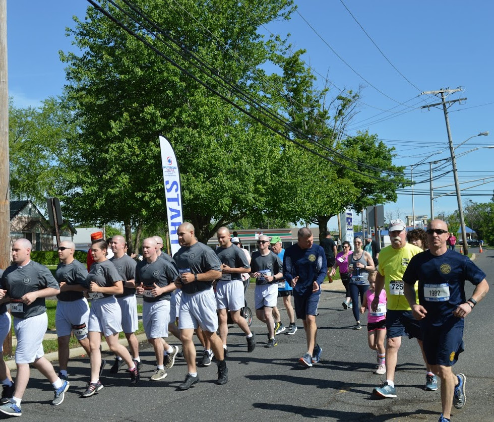 Monmouth Co Police Academy Recruits 2019 Run For Freedom