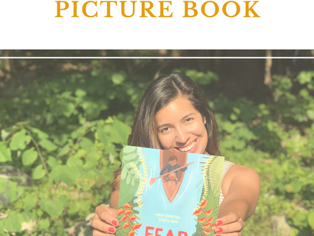 WHY I CHOSE TO SELF-PUBLISH MY FIRST PICTURE BOOK