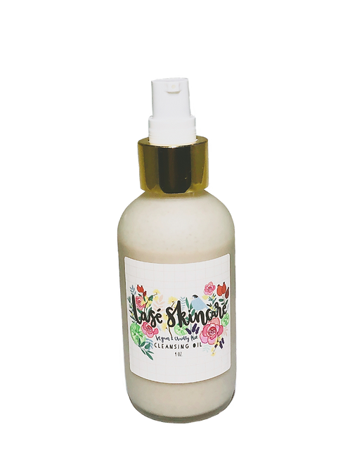 Cleansing OIl 4 oz.