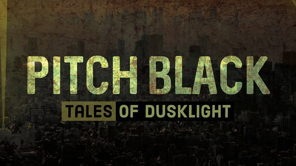 Tales of Dusklight - Chapter 2: Beneath the Rubble