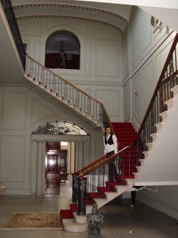 Grade II Georgian Mansion