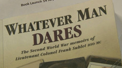 Cover of 'Whatever Man Dares