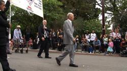 Bill Grayden - 2013 ANZAC Day Parade
