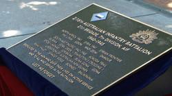 2/16th Battalion, AIF plaque