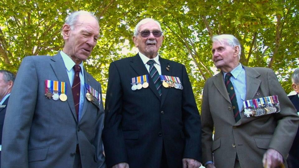Bill, Keith and David