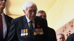 Veteran Keith Norrish