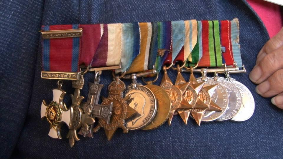Potts Medals