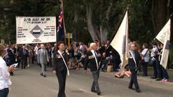 2013 ANZAC Day Parade