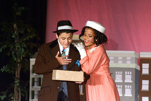STAR 'Guys & Dolls' 2014
