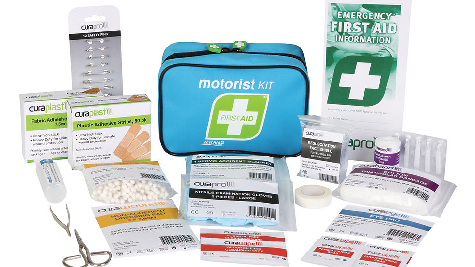 Small Softpack First Aid Kit