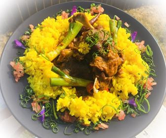 Wallaby Wings Curry
