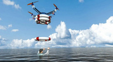 Future-technology-Concept-the-marine-rob