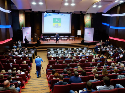 В Новокузнецке прошла презентация GenerationS