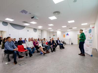 Организаторы Криптонит Startup Challenge рассказали, как стартапу вдохновить инвестора