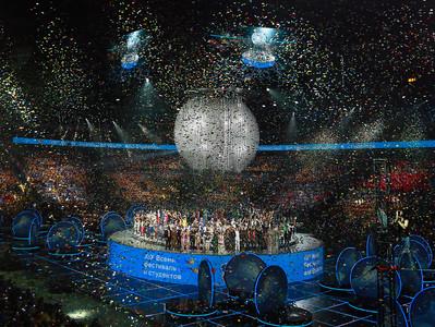 ИННОПОРТ на XIX Всемирном фестивале молодежи и студентов