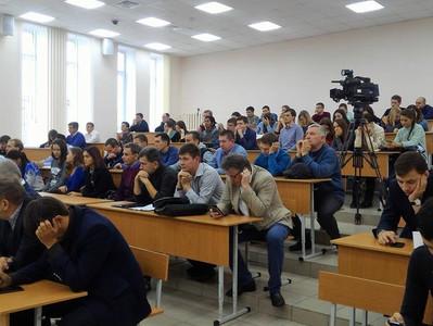GenerationS встретился со стартаперами Казани