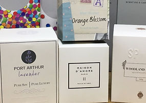 Candle Packaging Short Run