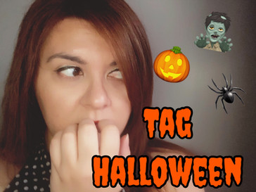 Tag Halloween !! Boohh !!!