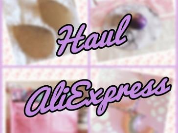 Haul Ali Express, enfin je passe commande....