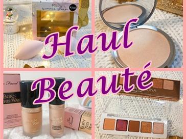 Haul Beauté
