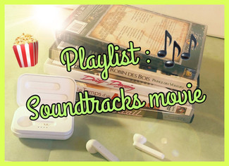 Playlist : Soundtracks Movie