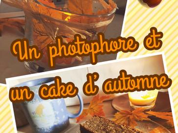 Diy et cake de l'automne ! ^^