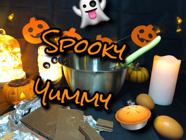 Spooky Yummy !!