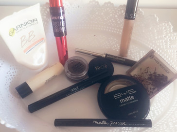 Produits termines #4 : Que du make up....