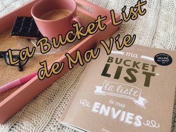 Ma Bucket List