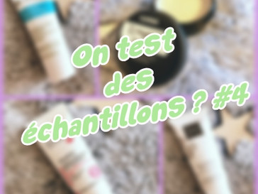 On test des échantilons ? #4