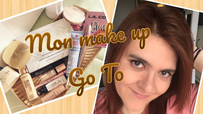 Mon Make Up Go To !!