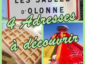 4 adresses à découvrir aux Sables d'Olonne