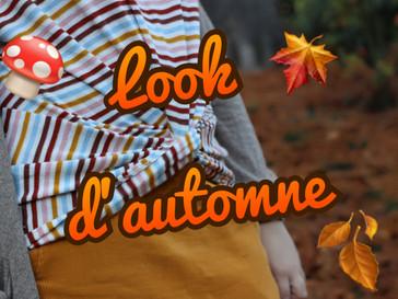 Dans mon dressing...look d'automne