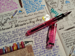 What Do You Do with Your Fountain Pen?