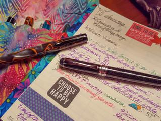 Fountain Pen Substitutes