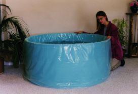 Full tub