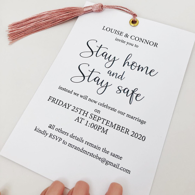 Invitations & Save the dates