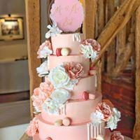 Acrylic Cake Topper