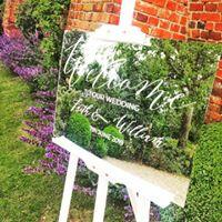 A2 Mirrored Acrylic