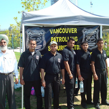 Giving Back to the Community - Vancouver Patrolling Security