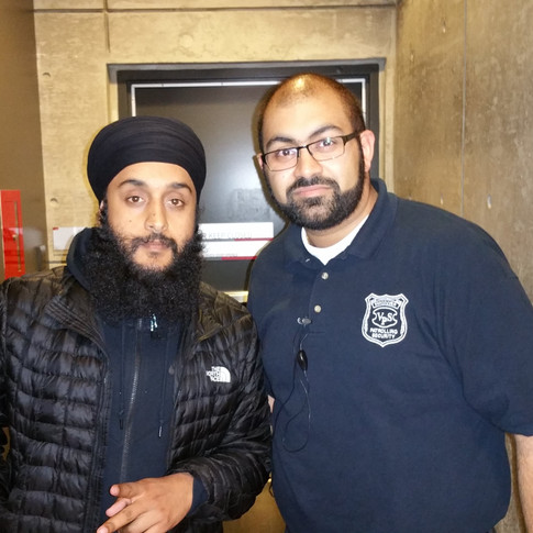 Jus Reign Show Security - Vancouver Patrolling Security 3