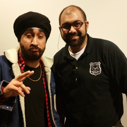Jus Reign Show Security - Vancouver Patrolling Security 1