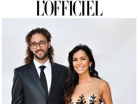 Prince Nereides and Valentina Castellani Quinn: a Trailblazer Celebrity Duo.