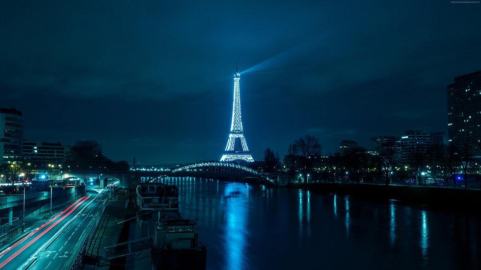 Wallpaper Eiffel Tower, France, Paris, 4