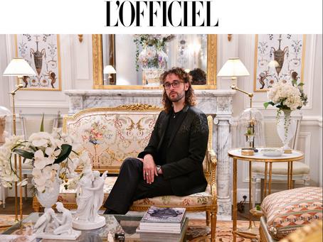 Meet Nereides Antonio Giamundo de Bourbon, the Creative Behind Nereides Haute Couture