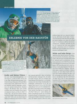 Artikel/ DAV- Panorama/ 5, 2019