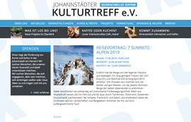 Vortrag/ Johanstädter Kulturtreff/ 2019